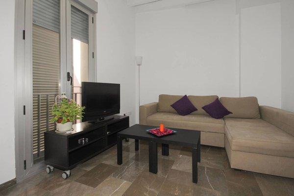 Apartamentos Turisticos Costa Azul Granada - фото 19