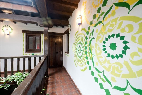 Oasis Backpackers' Hostel Granada - фото 17