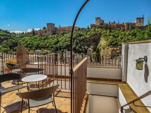 Апарт-отель Turísticos Alhambra - фото 17
