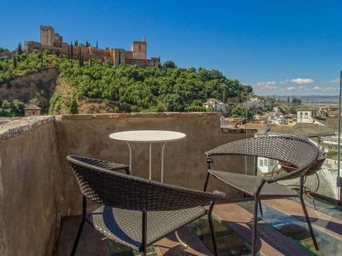 Апарт-отель Turísticos Alhambra - фото 18