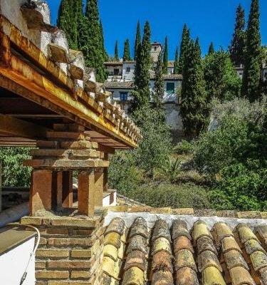 Апарт-отель Turísticos Alhambra - фото 22