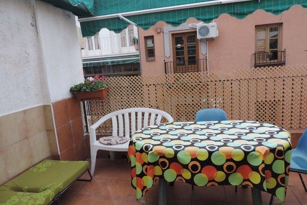 Hostal El Cascabel - фото 23