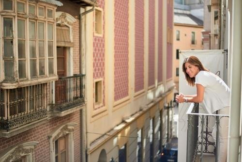 Hotel Parraga Siete - фото 23