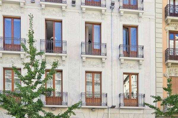Habitat Suites Gran Via 17 - фото 22
