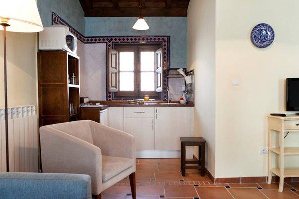 Suites Casa Cuesta del Agua - фото 16