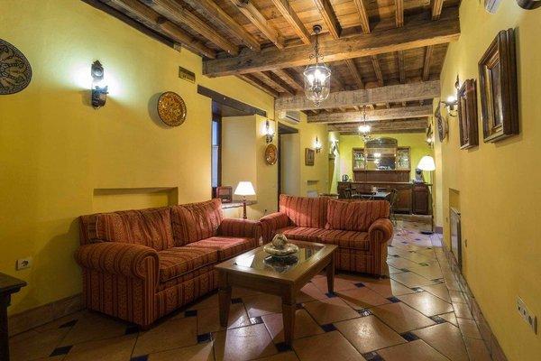 Suites Casa Cuesta del Agua - фото 8