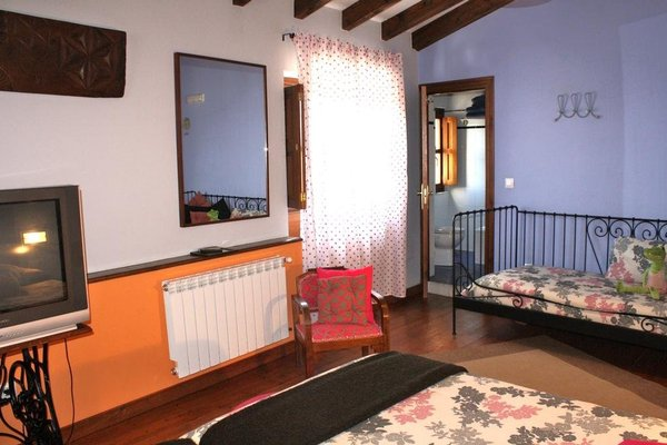 Hotel Rural Gallu Juancho - фото 5