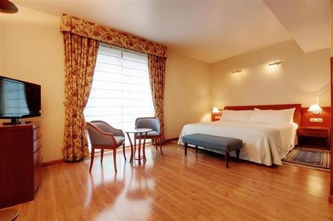 Tryp Gijon Rey Pelayo Hotel - фото 1