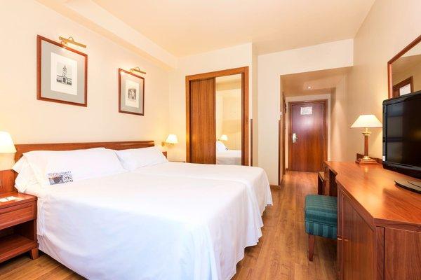 Tryp Gijon Rey Pelayo Hotel - фото 2