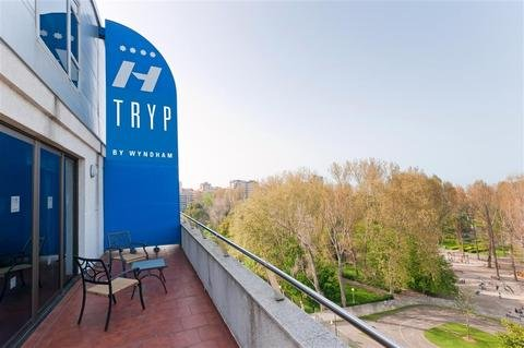 Tryp Gijon Rey Pelayo Hotel - фото 21