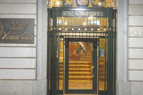 Hotel Hernan Cortes - фото 17