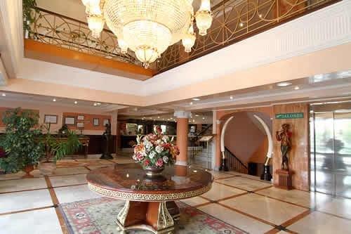 Hotel Begona Park - фото 7