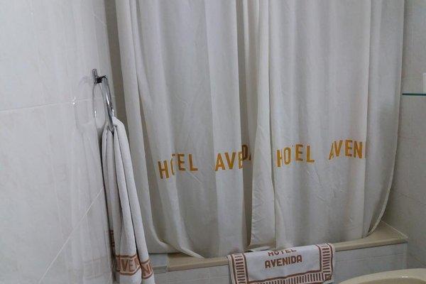 Hotel Avenida - фото 17