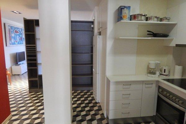 Girona Apartments - фото 10