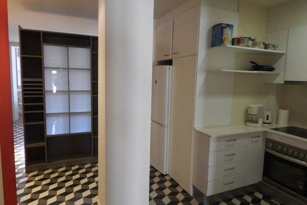Girona Apartments - фото 12
