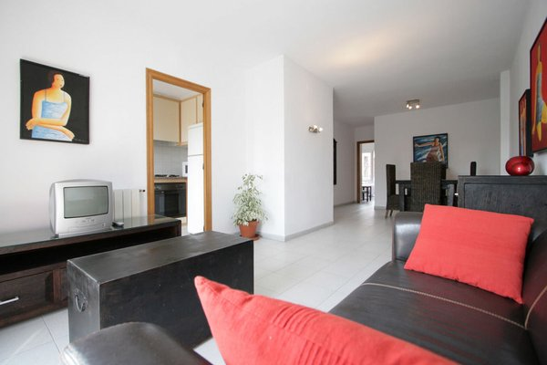 Girona Apartments - фото 13