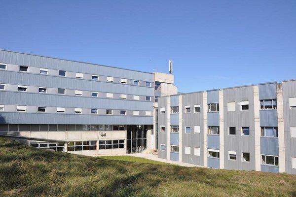 Residencia Universitaria Campus de Montilivi - фото 12