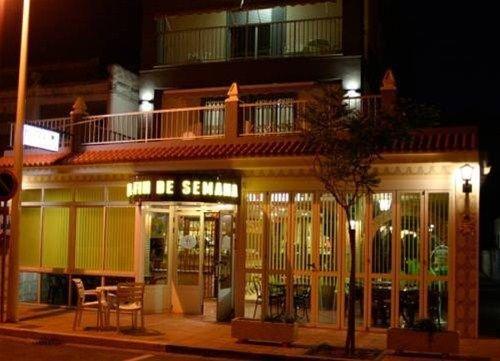 Hotel Fin De Semana - фото 21