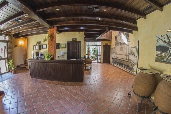 Aparthotel Rural 12 Canos - фото 13