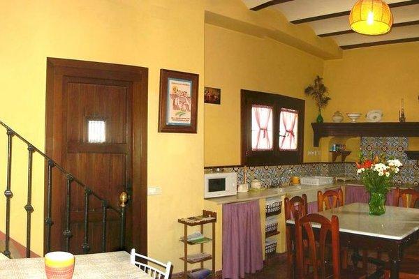 Alojamiento Rural La Zaranda - фото 11