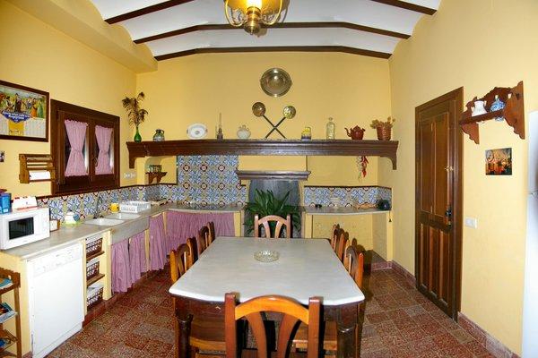 Alojamiento Rural La Zaranda - фото 12