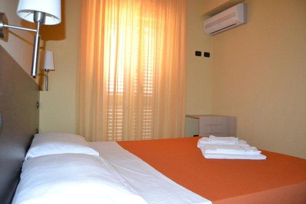 Отель «Residence Bernardo», Marina di Mandatoriccio