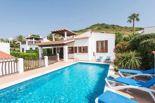 Villas Playas de Fornells - фото 19
