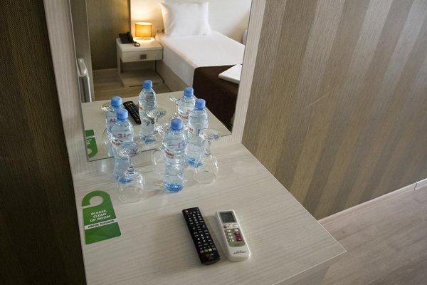Hotel&Cafe Batus - фото 14