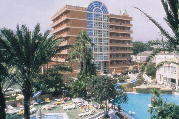 Hotel Tropic - фото 21