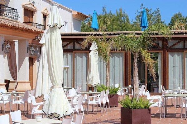 Hotel Finca Fabiola - фото 12