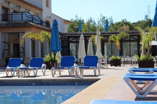 Hotel Finca Fabiola - фото 21