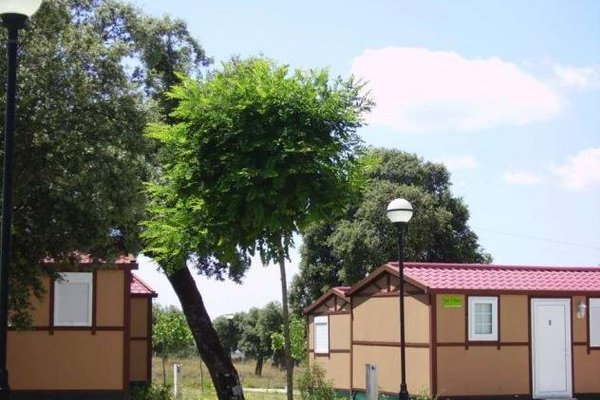 Camping-bungalow Park Sierra de la Culebra - фото 20