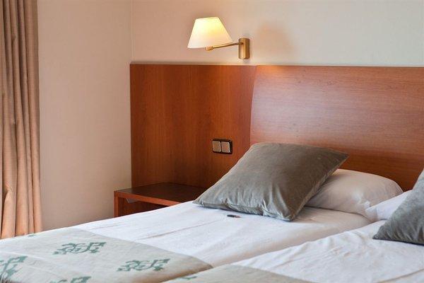 Hotel Restaurant Ronda Figueres - фото 1