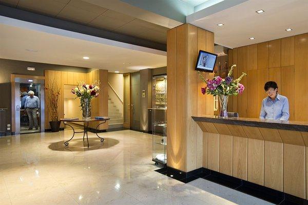 Hotel Restaurant Ronda Figueres - фото 15