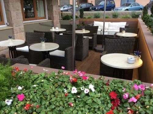 Hotel Restaurant Ronda Figueres - фото 20