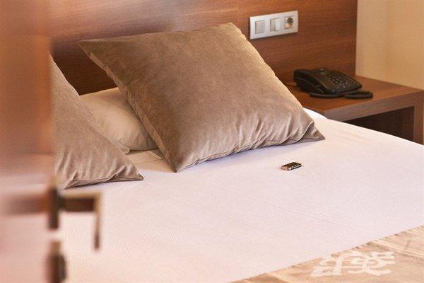 Hotel Restaurant Ronda Figueres - фото 3