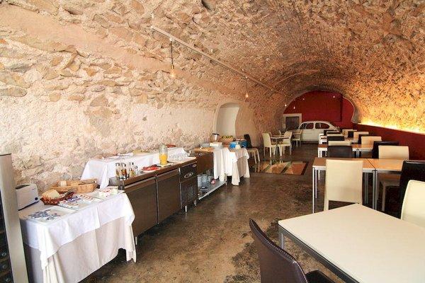 Petit Hotel Hostatgeria Sant Salvador - фото 14