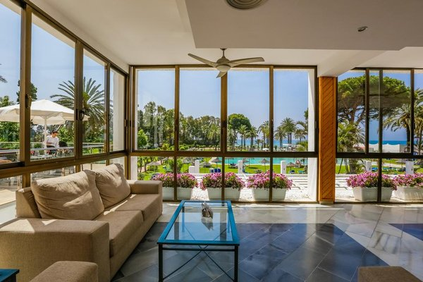 Atalaya Park Golf Hotel & Resort - фото 4