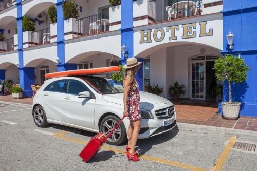 Hotel Piedra Paloma - фото 17