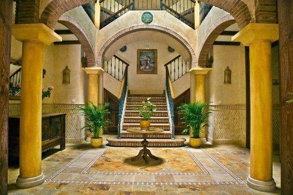 Apartamentos Turisticos Casa de La Borrega - фото 12