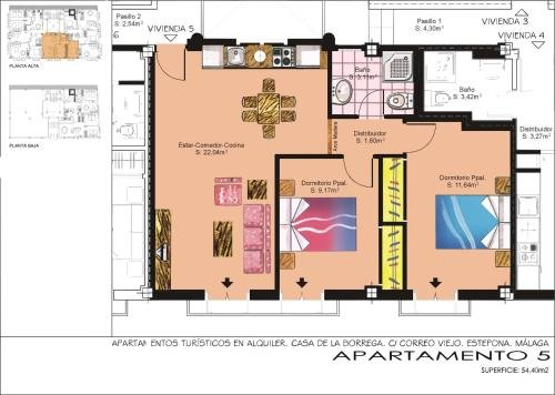 Apartamentos Turisticos Casa de La Borrega - фото 16