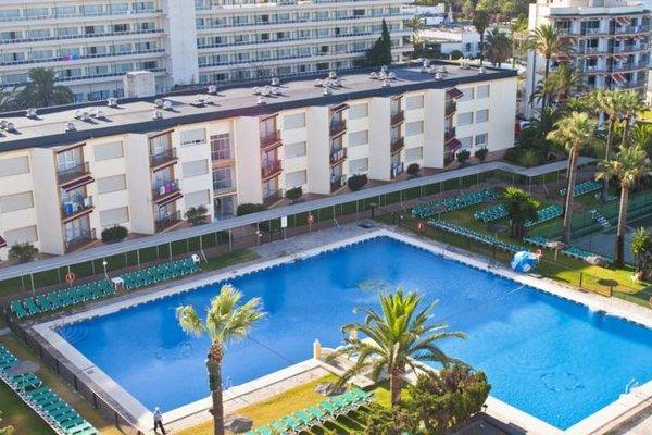 Гостиница «Complejo Residencial Isdabe», Сан-Педро-де-Алькантара