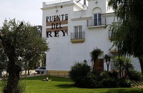 Hostal Puente del Rey Alojamientos Rocio Donana - фото 23