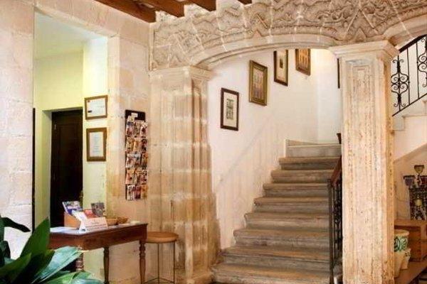 Casa Palacio de los Leones - фото 15