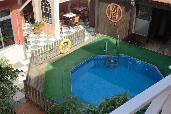 Hostal Alhaja Playa - фото 19