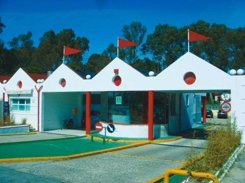 Гостиница «Camping Playa Las Dunas», Эль Пуэртде Санта Мария