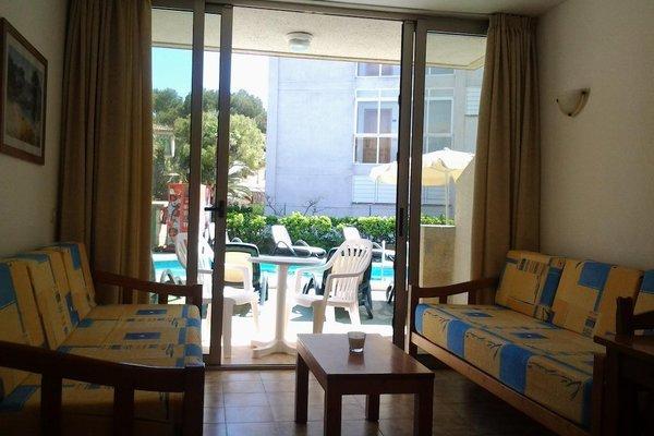 Apartamentos Ses Dalies - фото 11