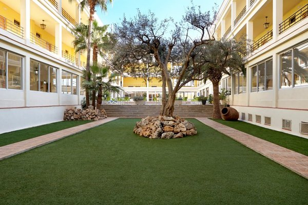 Hotel del Golf Playa - фото 21