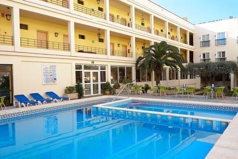 Hotel del Golf Playa - фото 22