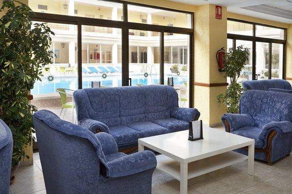 Hotel del Golf Playa - фото 8